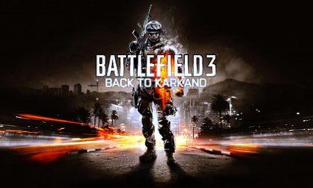 Y finalmente tenemos la fecha del nuevo DLC de Battlefield 3