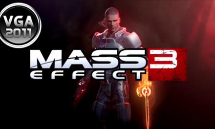 Nuevo video con gameplay de Mass Effect 3