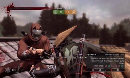 Lo nuevo de Ninja Gaiden 3… Multiplayer