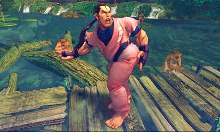 Ya todo listo para Super Street Fighter IV Arcade Edition: Ver. 2012