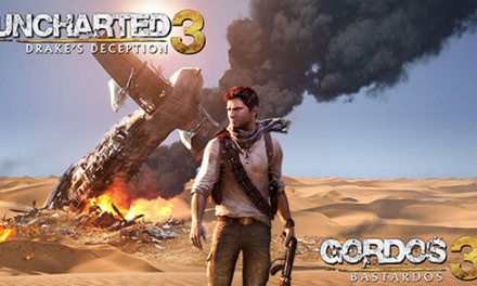 Reseña Uncharted 3: Drake's Deception