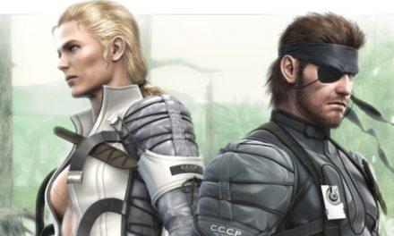 Metal Gear Solid: Snake Eater 3D ya tiene fecha de salida