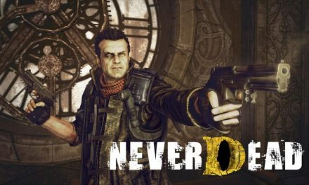 ¿Estás listo para NeverDead?