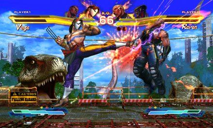 Muchos personajes nuevos en Street Fighter X Tekken