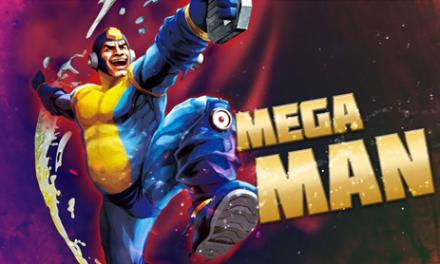 """Chubby Mega Man en Street Fighter X Tekken = """"P"""" de Piolas"""