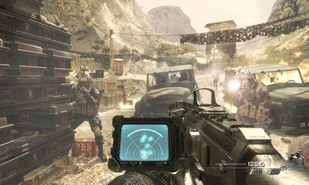 ¡Sorpresa! Habrá Call of Duty para el PS Vita