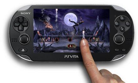 Y aquí lo tienen, Mortal Kombat para el PlayStation Vita
