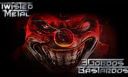 Reseña Twisted Metal