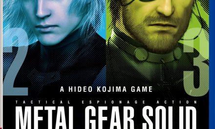 Ya es mas que oficial, la Metal Gear Solid HD Collection estará disponible en el PS Vita