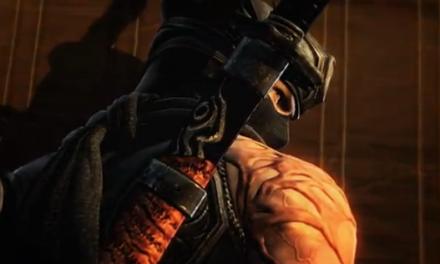 Trailer de lanzamiento de Ninja Gaiden 3 y harta sangre