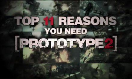 El top 11 de las razones por las que necesitas Prototype 2 según los desarrolladores