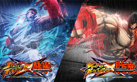 Reseña Street Fighter X Tekken