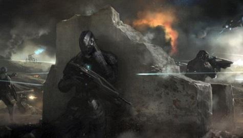Una mirada más cinematográfica del universo de Dust 514 y EVE Online