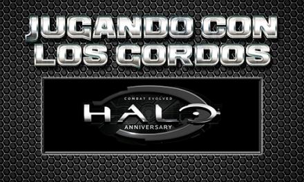 Jugando con los Gordos: Halo: Anniversary