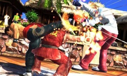 Este septiembre podremos jugar Tekken Tag Tournament 2