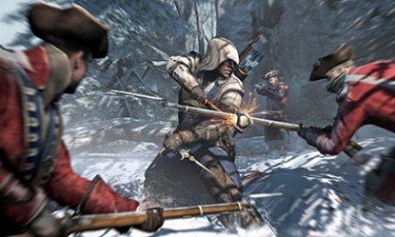 Veamos por primera vez un poco del gameplay de Assassin's Creed III