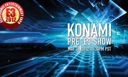 Konami anuncia su conferencia Pre-E3 2012