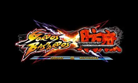 Logo Gordeador: Street Fighter X Tekken