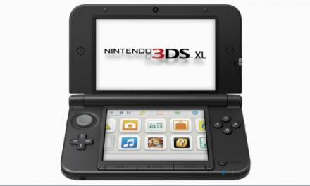 Para el gamer de manos grandes, este agosto llega el Nintendo 3DS XL
