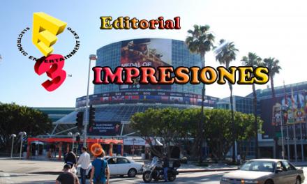 E3 2012: Impresiones