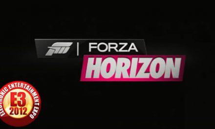 Primer trailer de Forza Horizon, un nuevo juego de carreras de acción