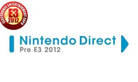 Presentación Nintendo Direct Pre-E3 2012