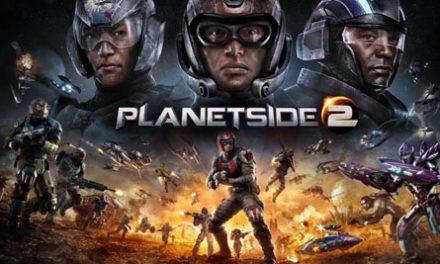 PlanetSide 2 y sus múltiples facciones