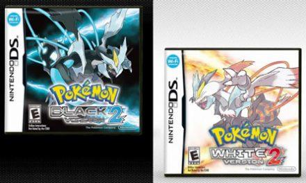 Pokémon Black & White 2 saldrá en otoño