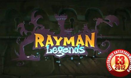 Ubisoft Presenta Rayman Legends