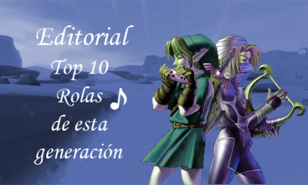 Top 10 rolas de esta generación