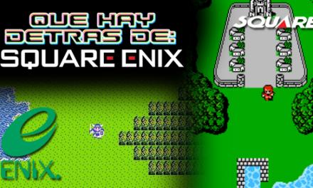¿Qué hay detrás de? – Square Enix