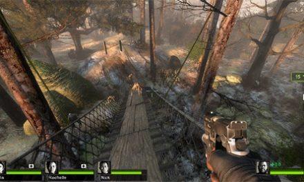 Cold Stream de Left 4 Dead 2 se retrasa un poco para el Xbox 360