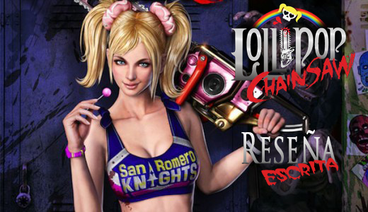 Reseña Escrita: Lollipop Chainsaw