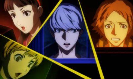 Admirad el espectáculo que es este nuevo trailer de Persona 4 Arena