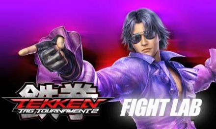 Admirad el Fight Lab de Tekken Tag Tournament 2