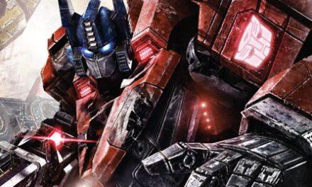 Nuevo trailer de Transformers: Fall of Cybertron