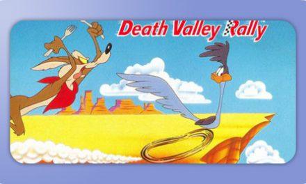 Club Nientiendo: Retro Reseña – Road Runner's Death Valley Rally