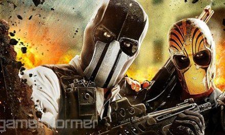 Game Informer revela un nuevo juego de Army of Two