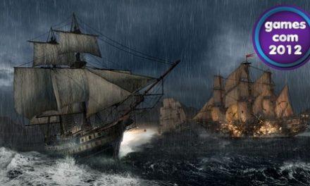 Assassin's Creed III estará lleno de épicas batallas navales