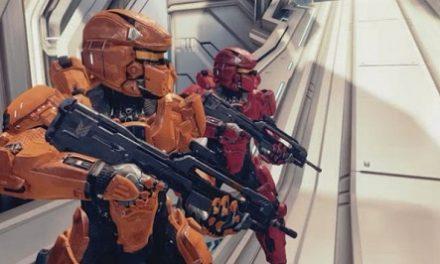 Halo 4 se ve y suena como un verdadero juego de Halo