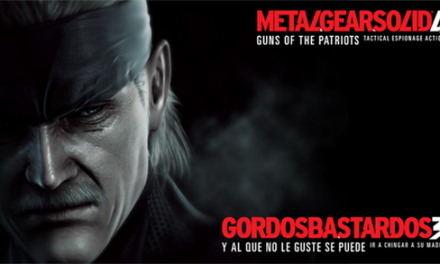 Reseña Metal Gear Solid 4: Guns of The Patriots