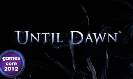 Until Dawn nuevo juego para el PS3