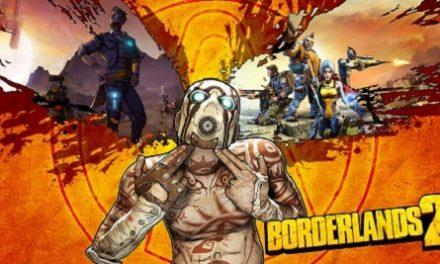 Borderlands 2 ya está disponible en tiendas
