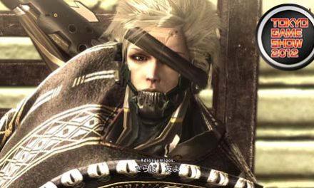 Un nuevo trailer de Metal Gear Rising: Revengeance recién salido del TGS 2012