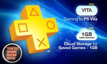 PlayStation Plus llega al PS Vita este Noviembre