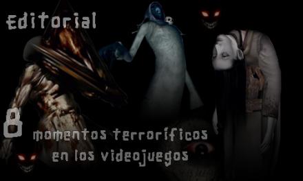 8 momentos terroríficos en los videojuegos