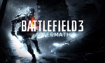 El DLC de Battlefield 3, Aftermath, ya tiene fecha de salida