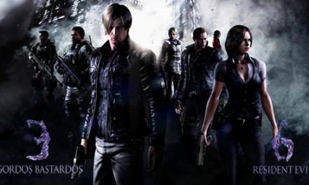Reseña Resident Evil 6