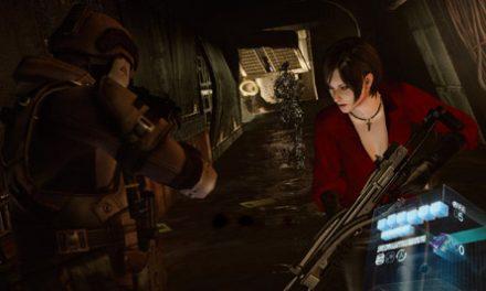 La actualización de Resident Evil 6 llegará a mediados de Diciembre