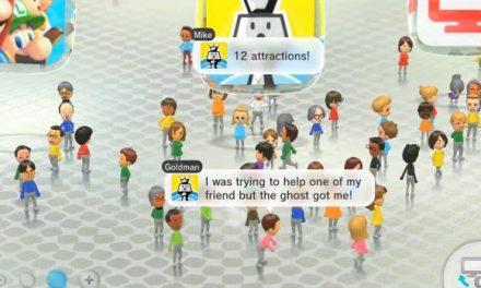 Noticias sobre la Nintendo Network, y la rebautizada pantalla inicial